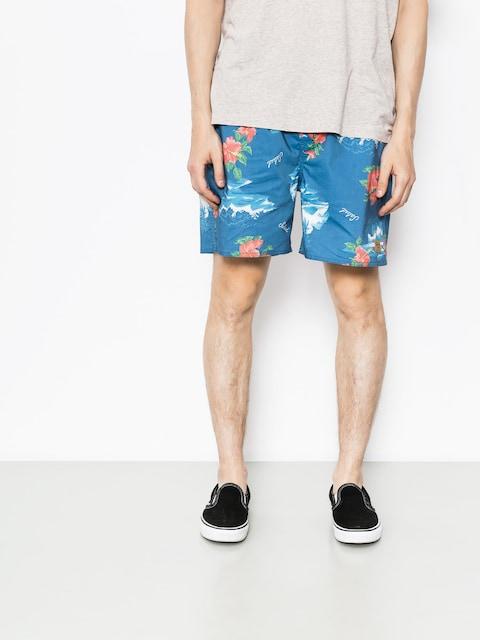 Brixton Shorts Boardshorty Havana Trunk (washed royal)
