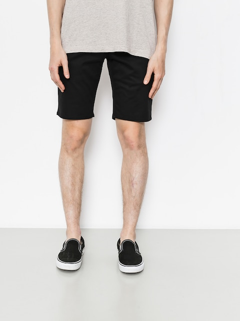 Brixton Shorts Toil II Hemmed (black)