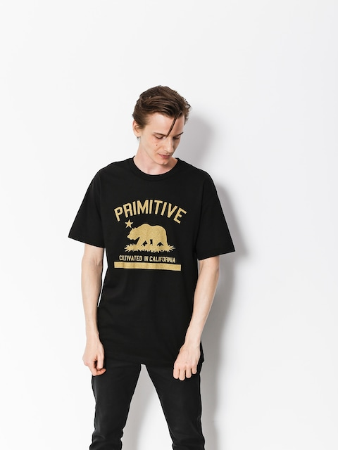 Primitive T-Shirt Cultivated Solid (black)