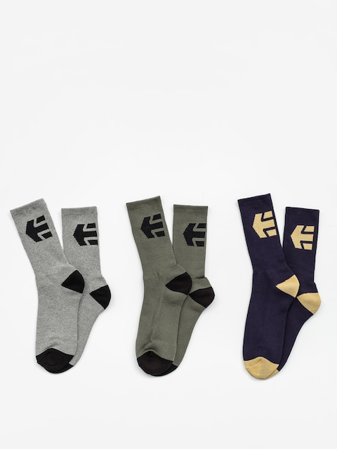 Etnies Socken Direct (assorted dark)