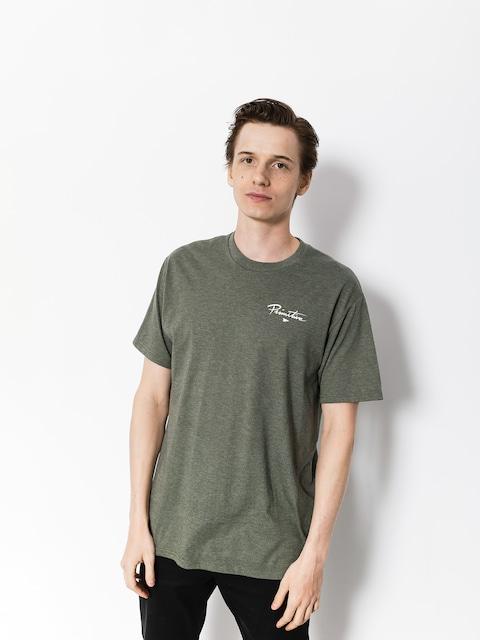 Primitive T-shirt Nuevo Pennant Core (olive)
