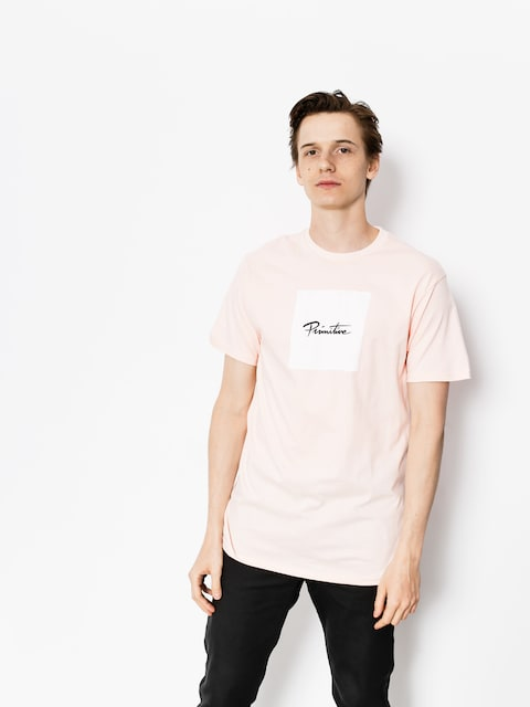 Primitive T-Shirt Nuevo Box Veneer (salmon)
