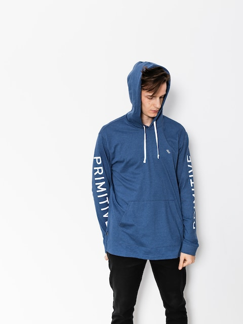 Primitive Hoody Stutter HD (rain cloud heather)