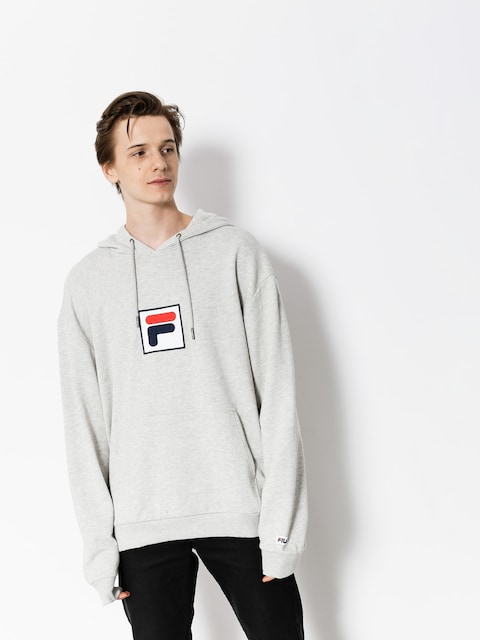 Fila Hoody Shawn HD (light grey melange bros)
