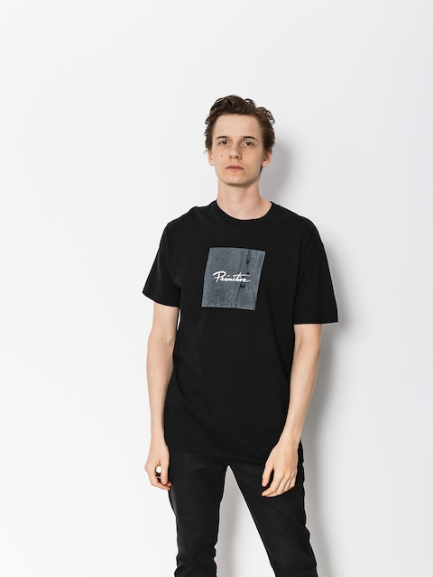 Primitive T-Shirt Nuevo Box Veneer (black)