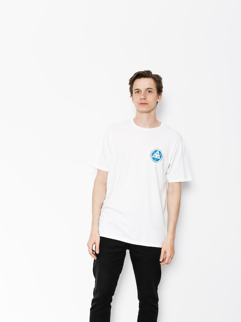 Welcome T-Shirt Old Nick (white)