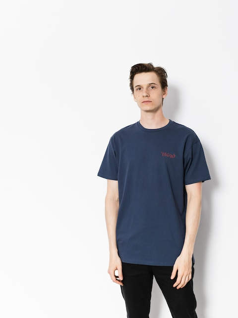 Welcome T-Shirt Candle (harbour blue)