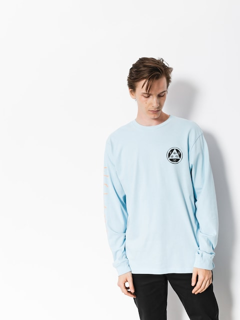 Welcome Longsleeve Creepers (powder blue)