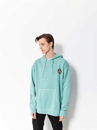 Welcome Hoodie Maned Woof Pigment Dyed HD (mint)