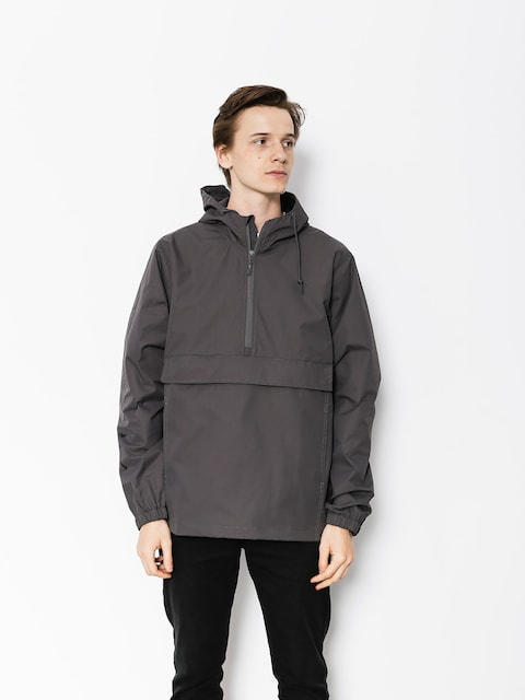 Welcome Jacke Tali Scrawl Anorak (graphite/black)