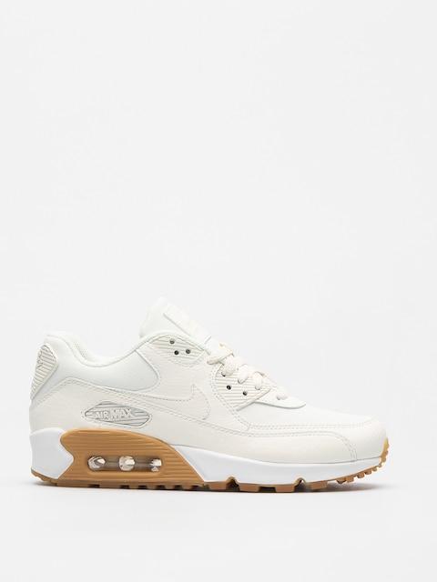 Nike Shoes Air Max 90 Premium Wmn (sail/sail gum light brown white)