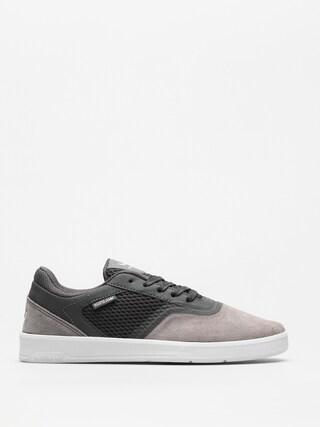 Supra Shoes Saint (dk grey/grey/white)
