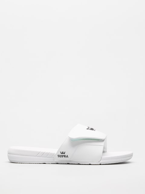 Supra Slippers Locker (white)