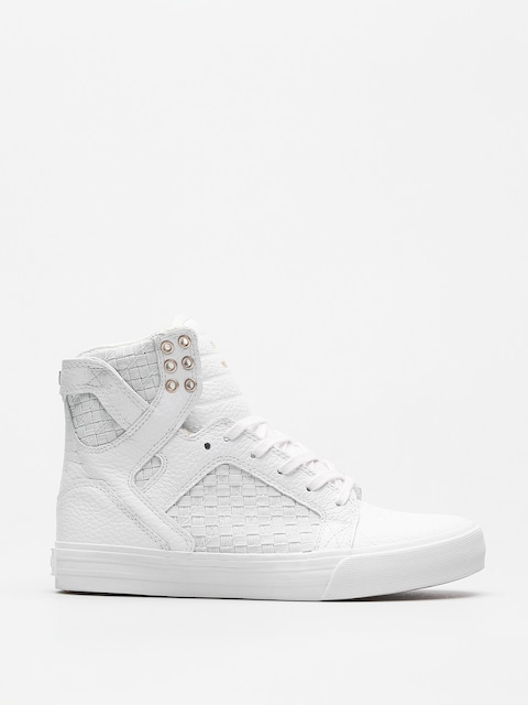 Supra Shoes Skytop Wmn (white/white)