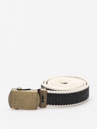 Brixton Belt Edwards (black/cream)