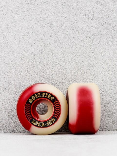 Spitfire Wheels Formula Four 101 Duro Lockin (red/natural)