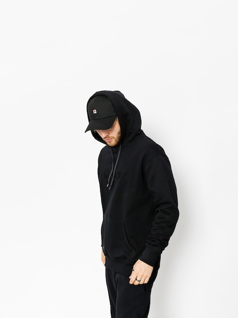 Nervous Hoodie Lace HD (black)