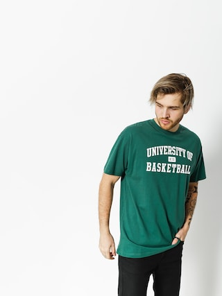 K1x T-shirt University Of Basketball (hunter green)