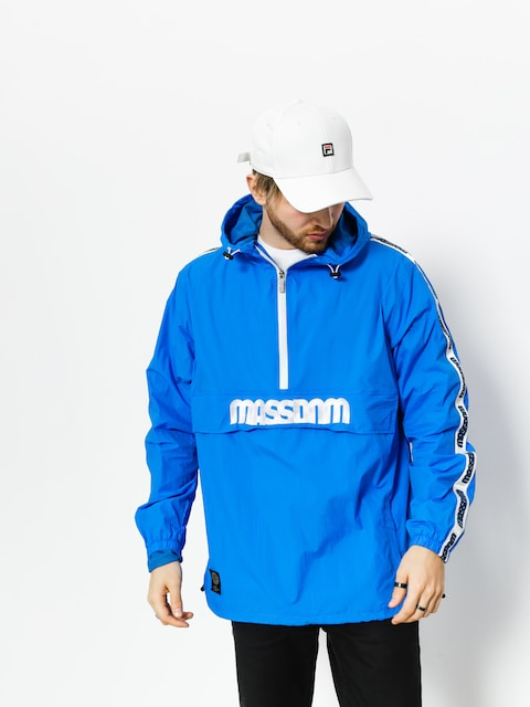 MassDnm Jacke Protect (royal)