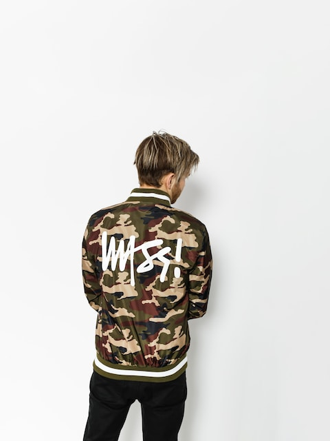 MassDnm Jacket Signature (woodland camo)