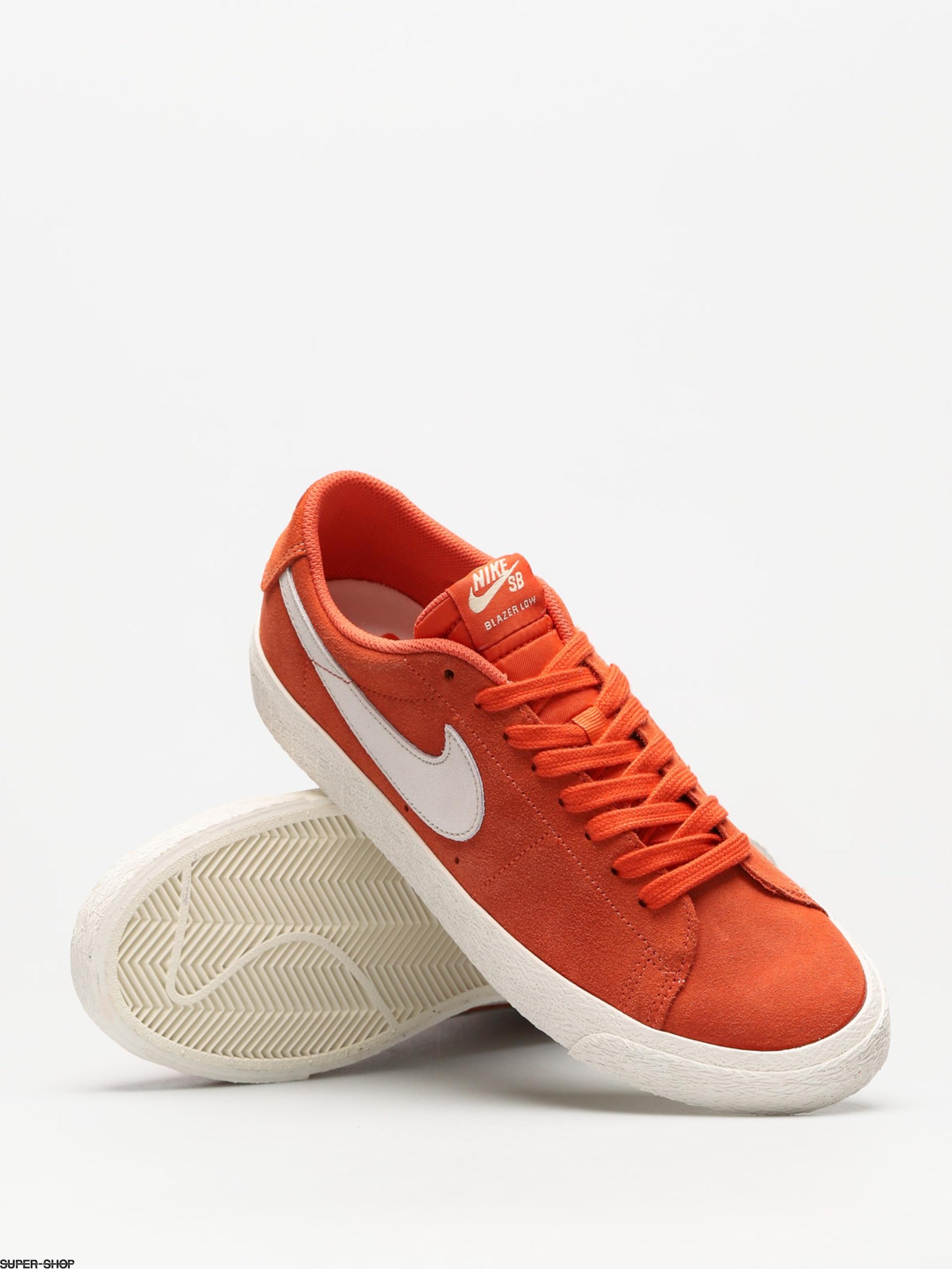 Nike SB Shoes Sb Zoom Blazer Low (vintage coral/fossil sail)