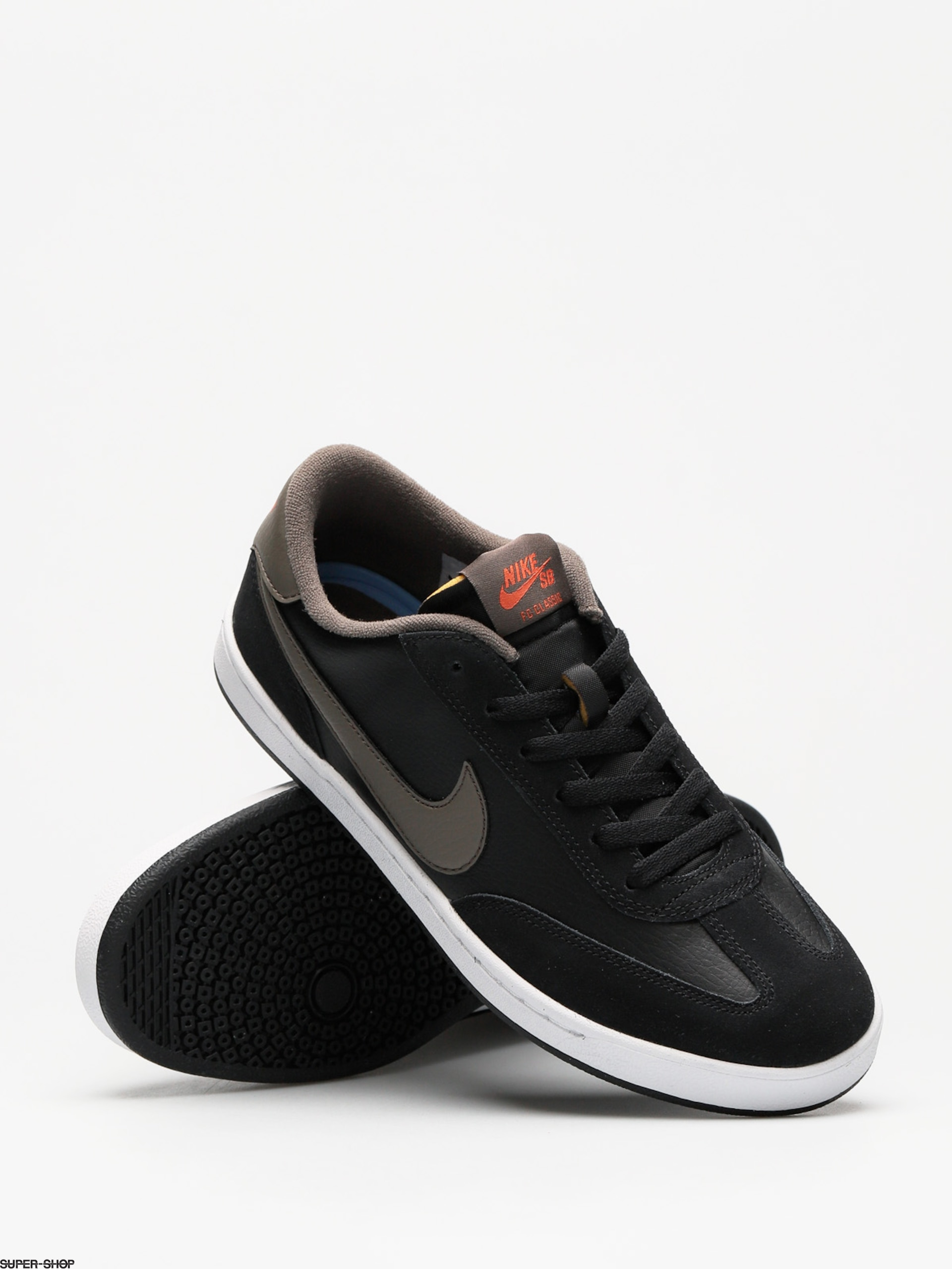 5c90655a0731 Nike SB Shoes Sb Fc Classic (black ridgerock vintage coral white)