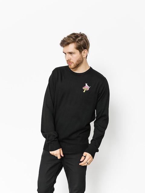 RipNDip Sweater Psychedelic Knit (black)