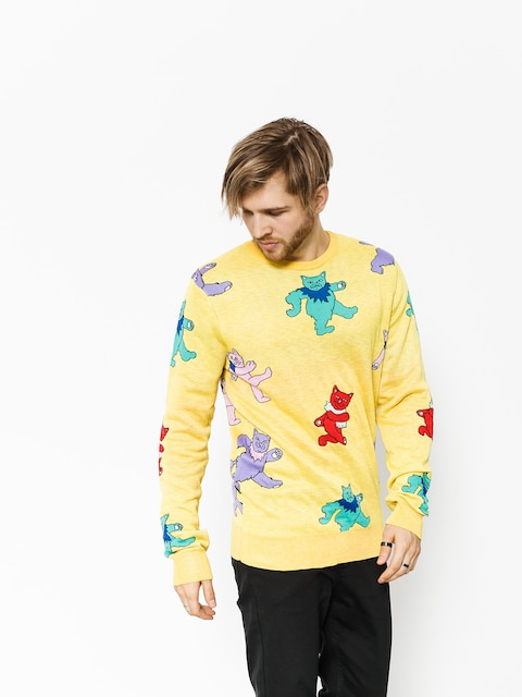 RipNDip Sweater Dancing Nerm Knit (banana)
