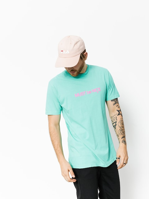 RipNDip T-shirt Mbn Puffy Print (teal)