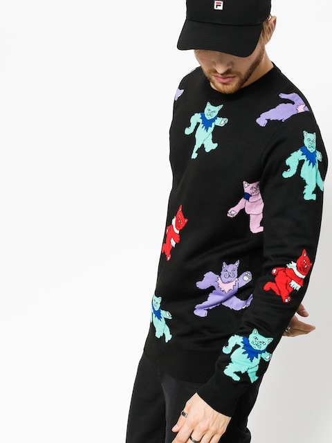RipNDip Sweater Dancing Nerm Knit (black)