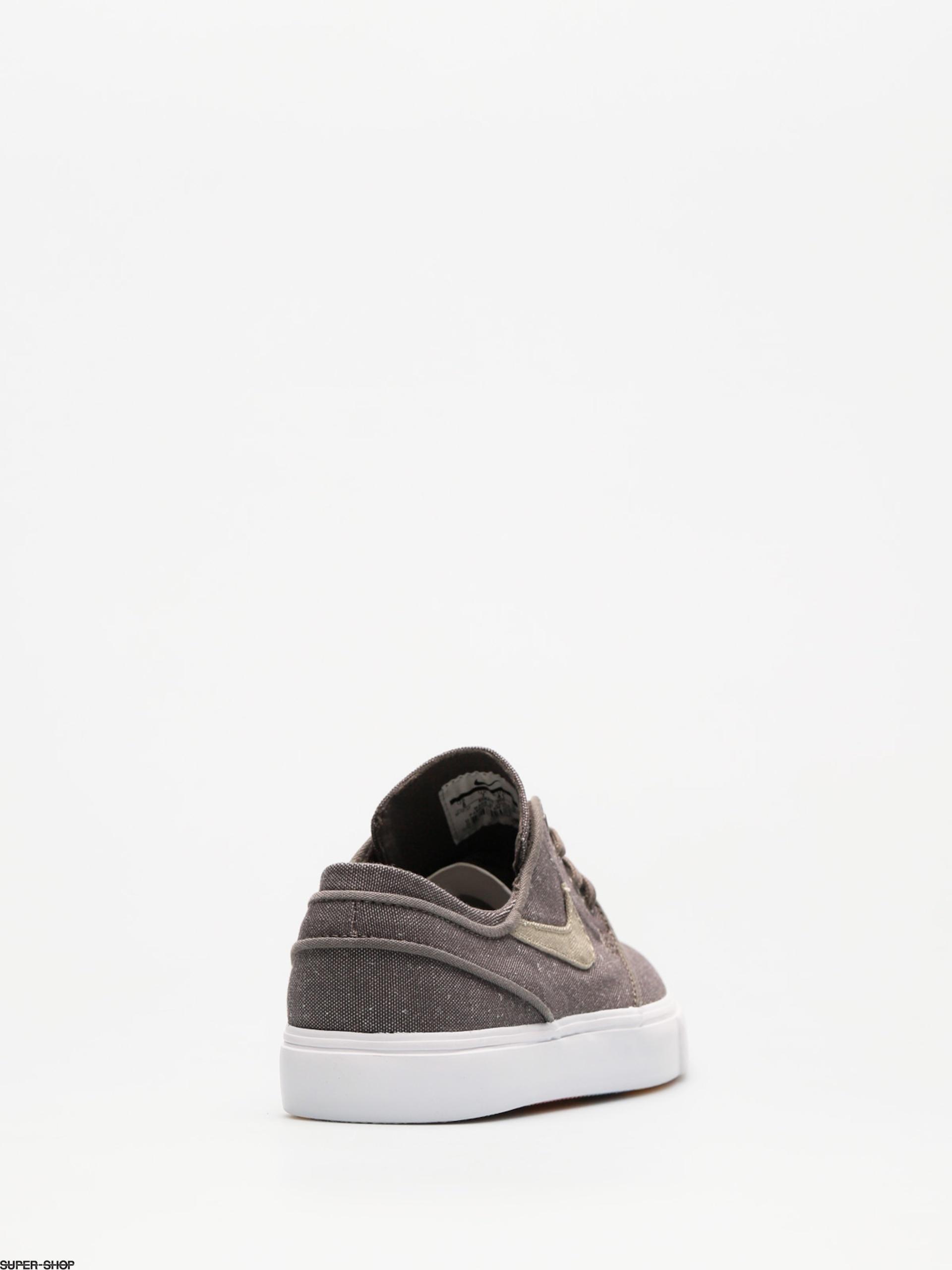 Nike SB Shoes Sb Zoom Stefan Janoski Canvas Deconstructed (ridgerock khaki  vintage coral) e772e42283
