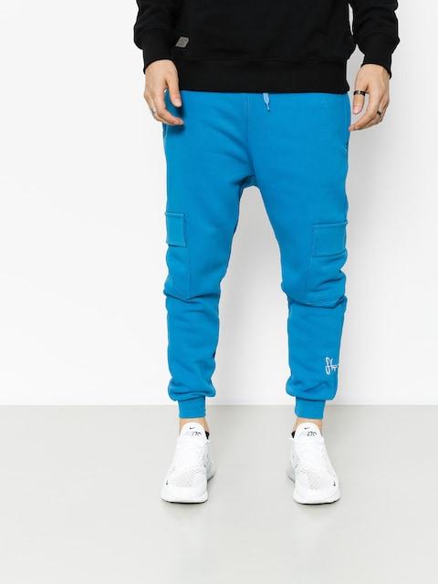 Stoprocent Pants Vintage Jogger (navy blue)