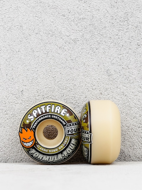 Spitfire Wheels Formula Four 99 Duro Classic Covert (natural)