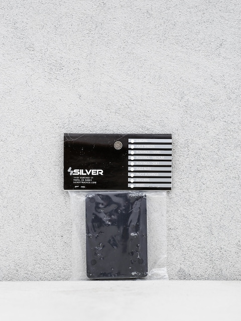 Silver Shockpads Riser Pad Classic (black)