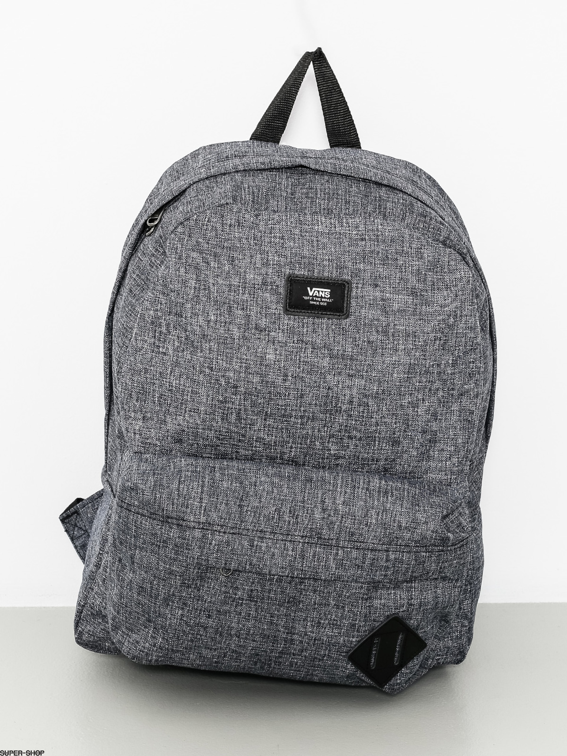 Vans Rucksack Old Skool II (heather/black/suiting)