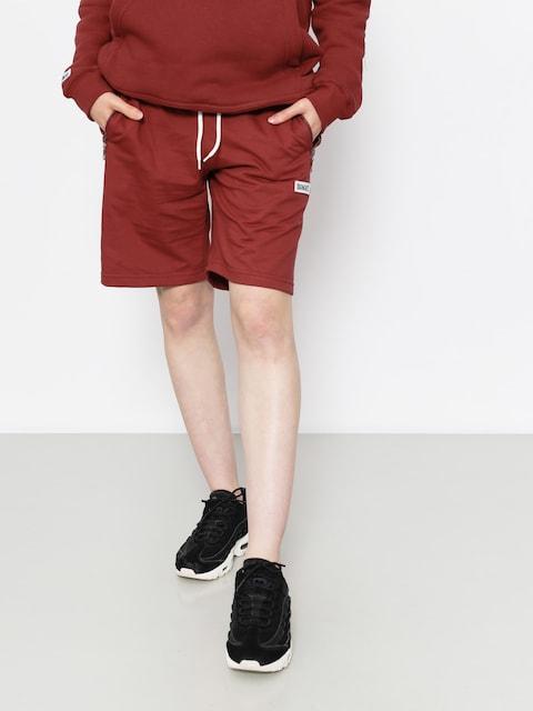 Diamante Wear Shorts Burgund Classy (burgundy)