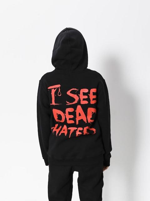 Diamante Wear Hoody I See Dead Haters HD