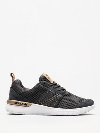 Supra Shoes Scissor Wmn (dk grey/white)