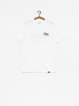 Etnies T-shirt Quality Control (white)