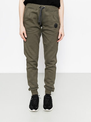 Majesty Pants Adventure Drs Wmn (army green)