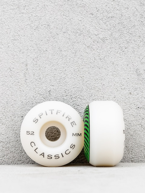 Spitfire Wheels Classic (white/green)