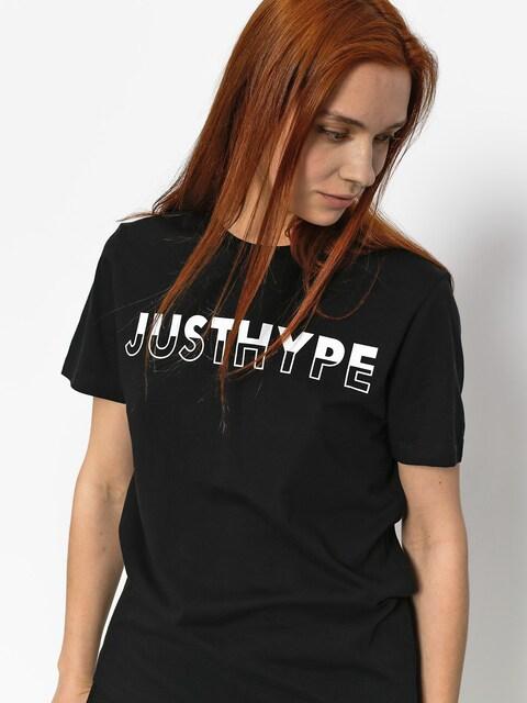 Hype T-shirt Justhype Half Wmn