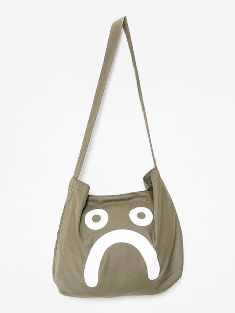 Polar Skate Handbag Torba Happy Sad Tote (olive)