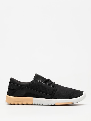 Etnies Shoes Scout Wmn (black/pink/light pink)