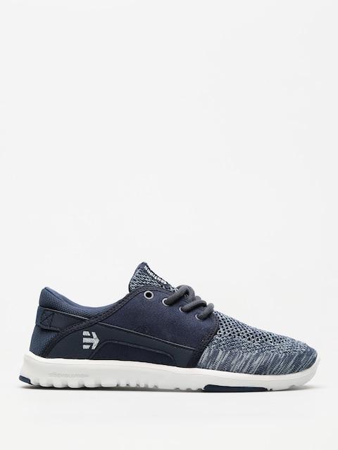 Etnies Schuhe Scout Yb Wmn (navy/blue)