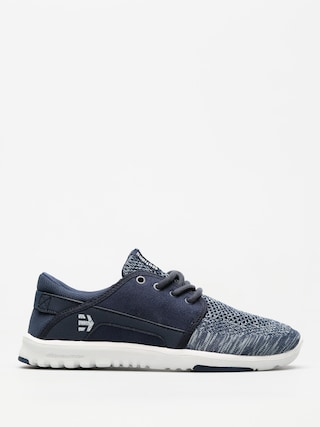 Etnies Shoes Scout Yb Wmn (navy/blue)