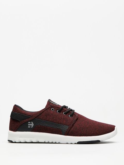 Etnies Shoes Scout (black/red/black)