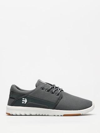 Etnies Shoes Scout (green/white/gum)