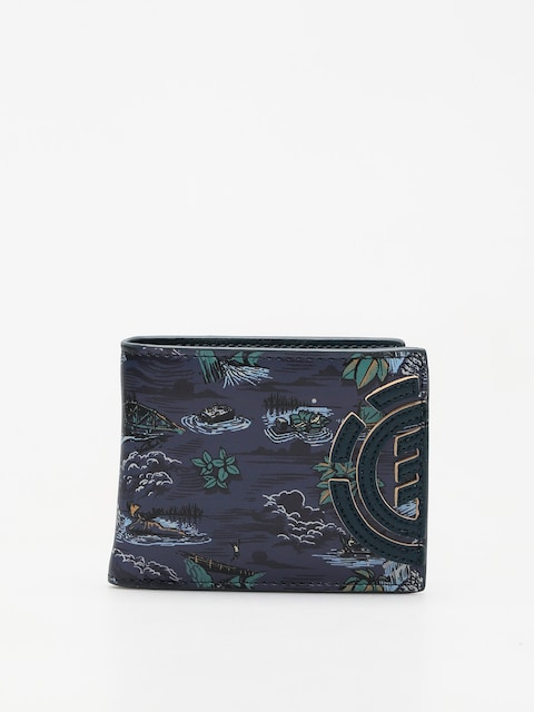 Element Wallet Daily (river rats blue)