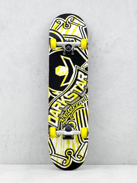 Darkstar Skateboard Saloon (yellow)